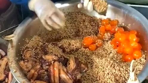 这才是真正的大肉粽,看到最后,老板你好像忘了什么!