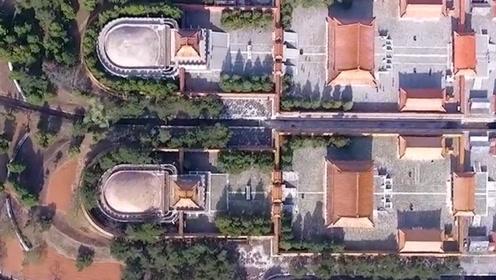 中国最大的帝王陵墓!面积有2个澳门大小,共埋葬161人!