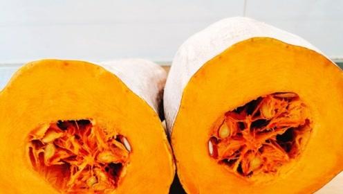 秋天要多吃南瓜,教你新吃法,润肠排毒补血降压,出锅抢着吃真香