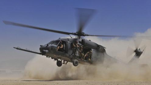 """黑鹰直升机,已服役30多年,为什么现在咱们都""""仿制""""不出来?"""