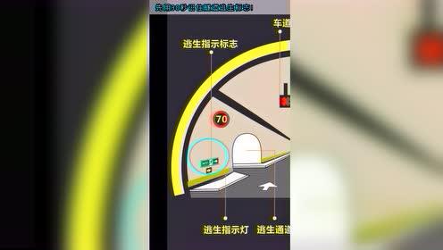 甬台温猫狸岭隧道车祸致5死31伤,一分钟教会你隧道火灾如何逃生!