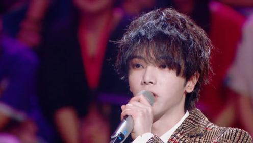 明日之子总决赛,华晨宇与张钰琪合作《我管你》!高音冲破赛场!