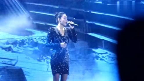 张柏芝再唱经典《星语心愿》真的是满满的回忆呀!