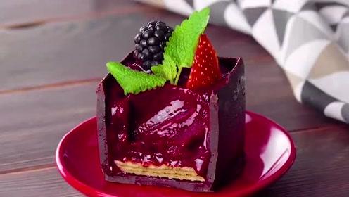 教你制作清爽酸甜的甜点,最适合这种天气吃,一口气能吃10个!