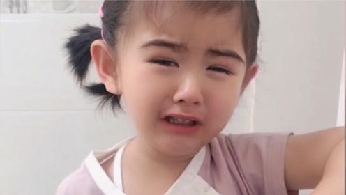 笑喷!萌娃不想上幼儿园用方言哭诉,金句频出笑喷网友
