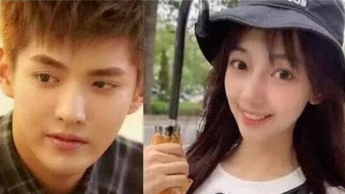 吴亦凡新女友被爆,竟是北影大一学生,网友:这就是凡凡的天使?