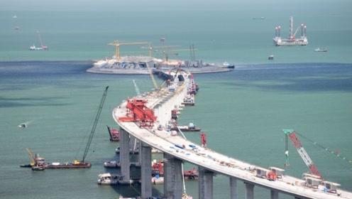 """世界奇迹港珠澳大桥,当年建成""""牺牲""""了多少人?看完很心痛!"""