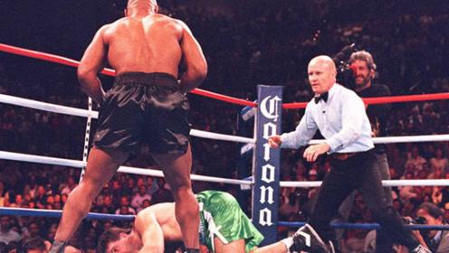 拳王不愧是拳王,出狱第一战,全程吊打对手