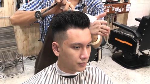 """男生""""两边剃光""""有多帅气?试试这款发型,小哥哥颜值瞬间提升"""