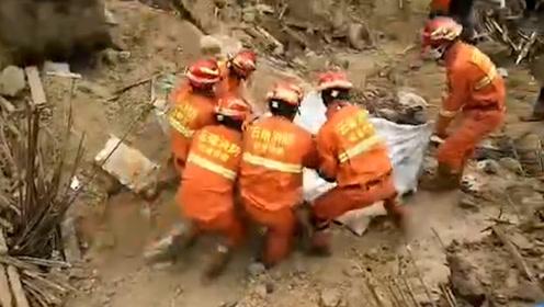 云南巧家县突发泥石流 2户民房被埋9人遇难 最小者仅4岁