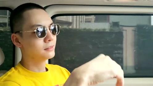 陈伟霆:不断更新的vlog,手把手教你怎么理发,快来学习吧!