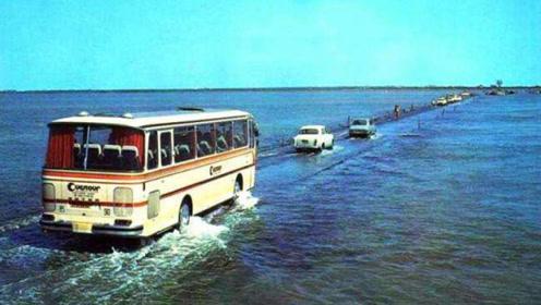 世界上最危险的公路,司机们一路狂奔才能逃命,遇到堵车就惨了!