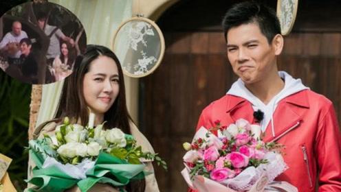 郭碧婷向佐结婚迎宾晚宴曝光  向太一手包办新娘笑容灿烂