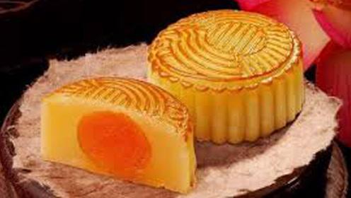 高半米辅食课堂中秋特辑,广式蛋黄月饼