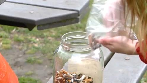 小伙捡烟头一年赚40万,小小的烟头,竟然暗藏这么大商机!