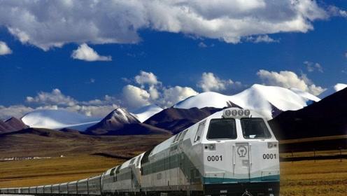 为什么一到达青藏高原 中国的火车就要换上美国的车头呢?