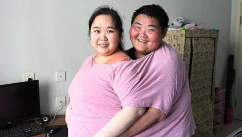 四川一对夫妻曾重达800斤,为要孩子疯狂减肥,现在怎么样了?