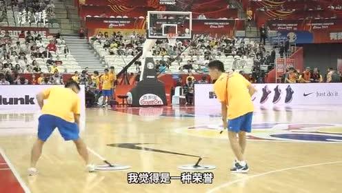 是他们,照亮男篮世界杯上海赛区