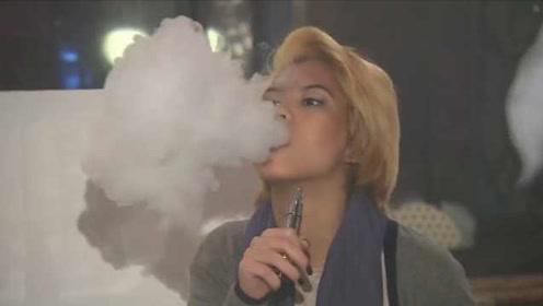 美媒:电子烟和香烟一样伤害肺部,已致6死