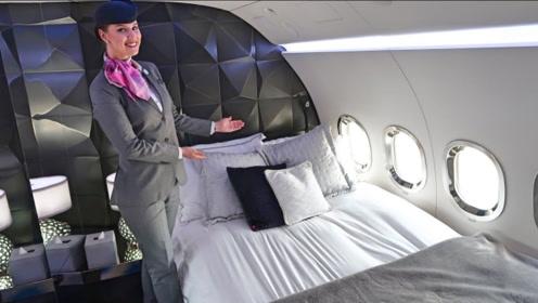 全球最贵的飞机票,坐一次要16万,空姐服务才是亮点!