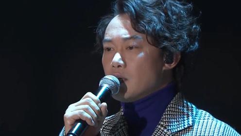 外国观众以为是小歌手,没想到他竟是中国顶级歌手,开口瞬间懵了