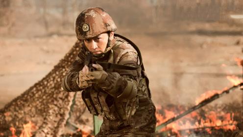 《陆战课代表》之军衔军职:肩章军衔对应军职?张能量有多难