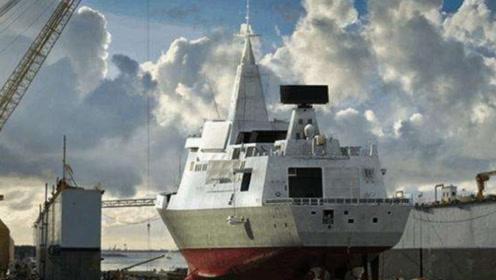 """造价60亿的055驱逐舰,为什么还能下""""饺子""""?低于国际水平"""