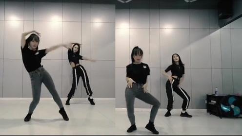 雷佳音老婆晒跳舞视频,奔放不似以往文静,纤腰长腿不输佟丽娅!