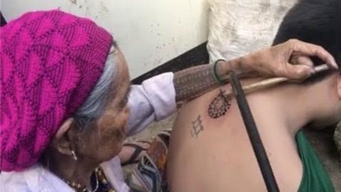 最长寿的纹身师,年龄高达101岁,技术却好得没话说