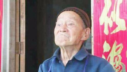 四川一老农埋名隐姓60年,政府采集信息,其惊人身份才被人知晓