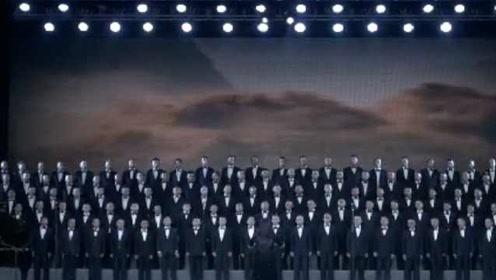 听,黄河在咆哮!百名爸爸组合唱团,训练半月登台献唱