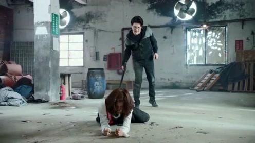 《外星女生柴小七》小七被打晕,还以为方冷会来救呢!