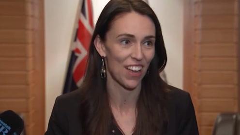 """闹笑话!新西兰总理首次正式访日 张口就说""""我国和中国……"""""""