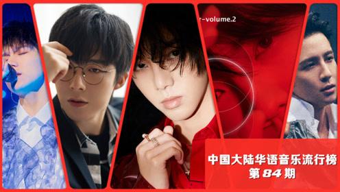 中国大陆华语音乐流行榜第84期