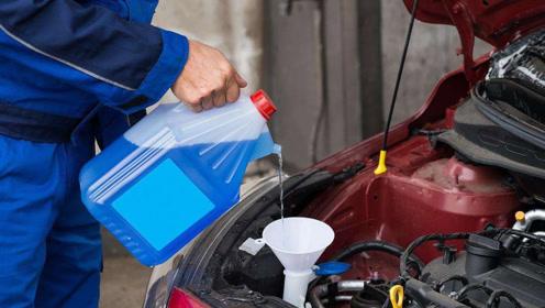 汽车的玻璃水可以用自来水代替吗?