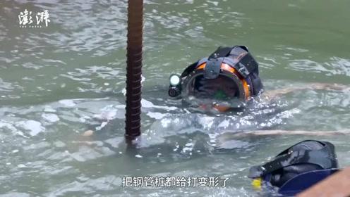 平潭海峡公铁大桥:十级狂风,高铁照过桥