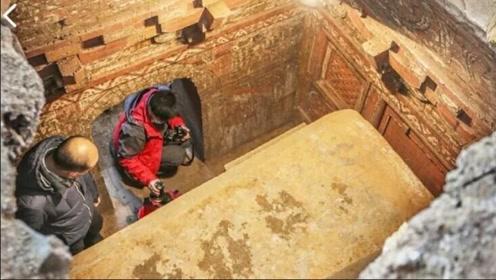 """奇闻:三峡挖出""""太阳人"""",距今7千年,国家下令禁止出境展览"""