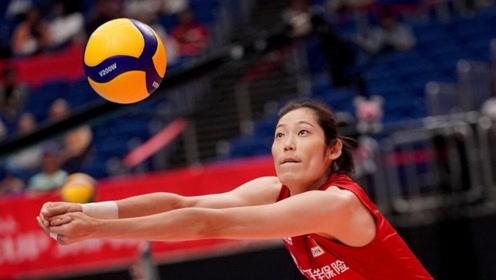 豪取5连胜!中国女排3-0吊打日本,5战未失1局朱婷依然无解