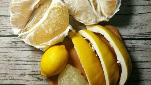 秋季女生每天吃一次柚子,半个月后,身体发生几个惊喜的改变