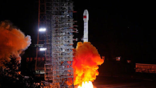 一箭双星!中国成功发射2颗北斗导航卫星