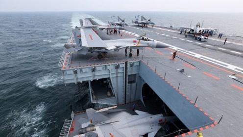 舰母的甲板到底有多厚?答案出乎很多人的意料,也让人佩服