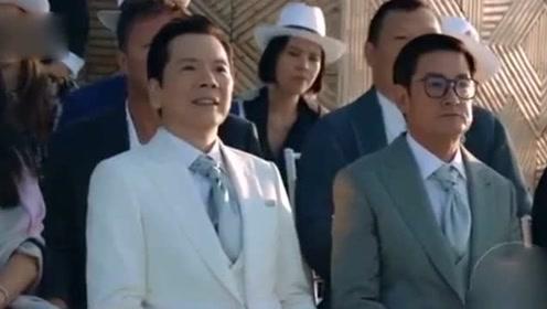 向佐郭碧婷大婚,被向左甜蜜喊小向太,郭碧婷太幸福了