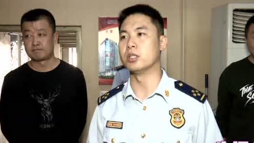 """太原:消防""""会诊""""和信茂业两大商业综合体"""