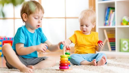 精挑细选!最适合6-18个月宝宝的玩具推荐,只买对的不选贵的