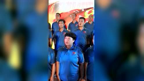 歌唱祖国大合唱:伟大的祖国伟大的党