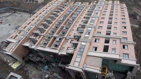 """楼房遭遇""""地震""""后,房贷还要继续还吗?银行的回答出人意料!"""