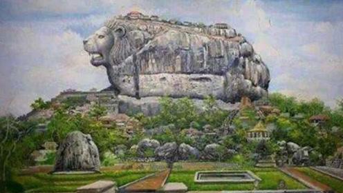 """建在180米巨岩上的建筑,隐藏数千年,如今被誉""""第八大奇迹"""""""