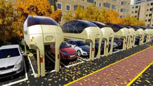 女司机福音!大学生发明停车神器,网友:再也不怕倒车入库!