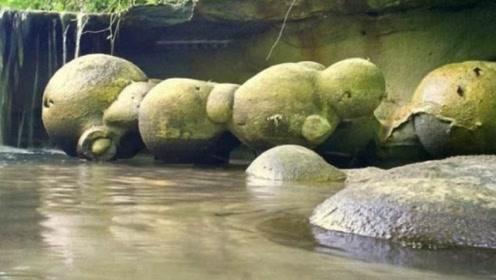 世界上最奇异的石头,遇到水就会长大,专家切开后有了新发现!
