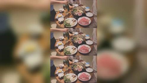 寿喜锅到底如何配,比饭店好吃多啦!